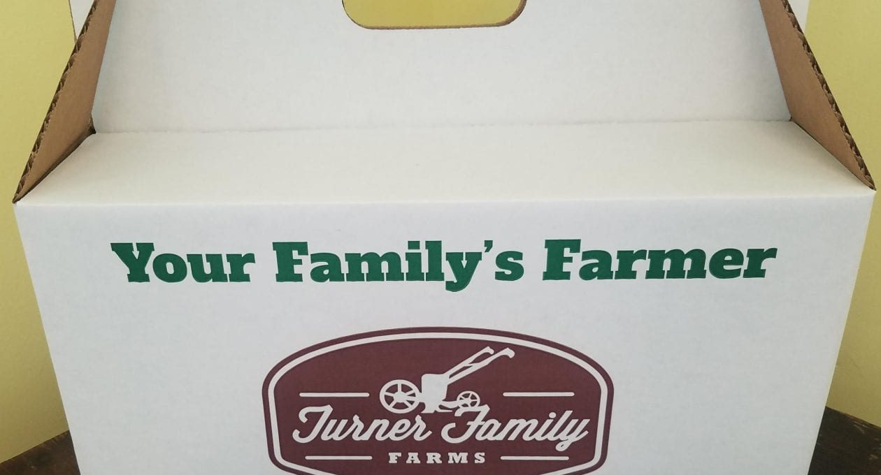 Turner Family Farms Events in December!
